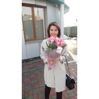 Киев, 25 тюльпанов