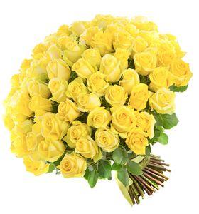 """Букет з троянд """"Сонечко"""""""