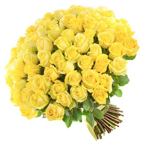 "Букет троянд ""Сонце"". Superflowers.com.ua"