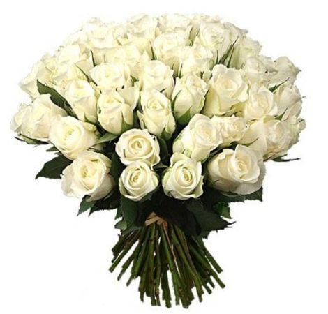 """Букет із троянд """"Перлина"""""""