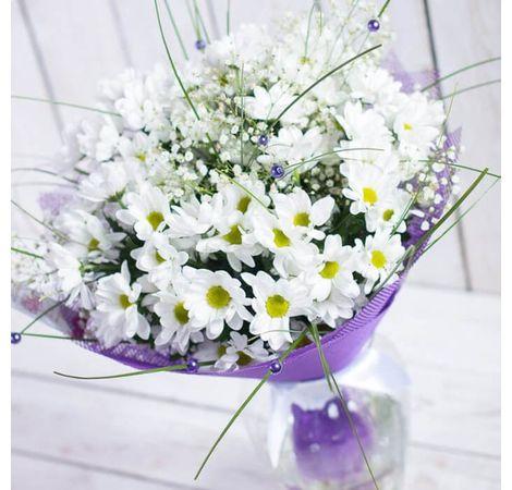 Хризантема бакарди фото. Superflowers.com.ua. Хризантема бакарди белая фото