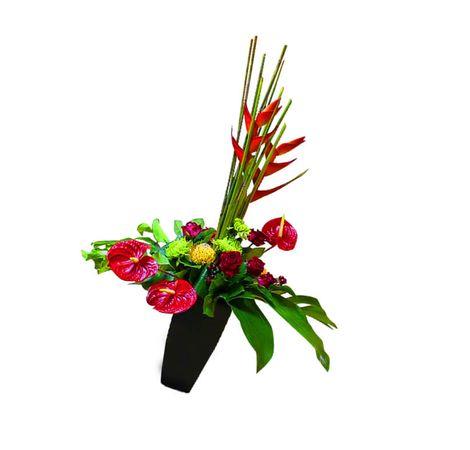 """Бізнес букет для чоловіка """"Грація"""". Superflowers.com.ua. Купити квіти чоловікові з доставкою"""