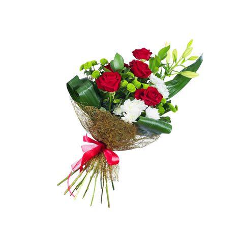 """Букет мужчине 60 лет """"Вдохновение"""". Superflowers.com.ua. Доставка мужских букетов в Киеве"""