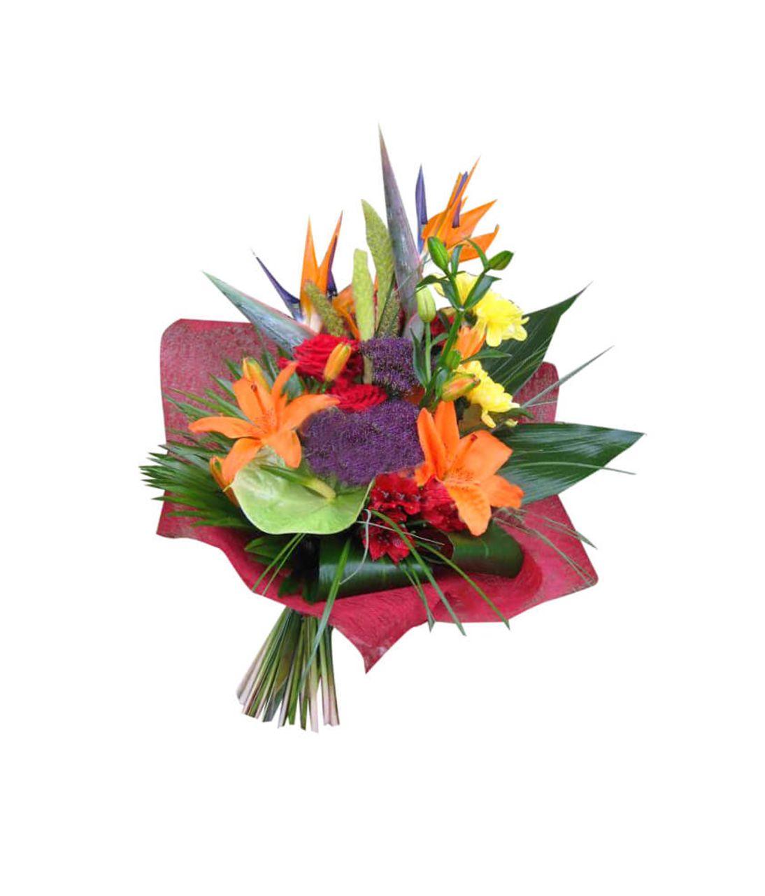 Букет квітів для чоловіка. Superflowers.com.ua. Купити букет для чоловіка в магазині