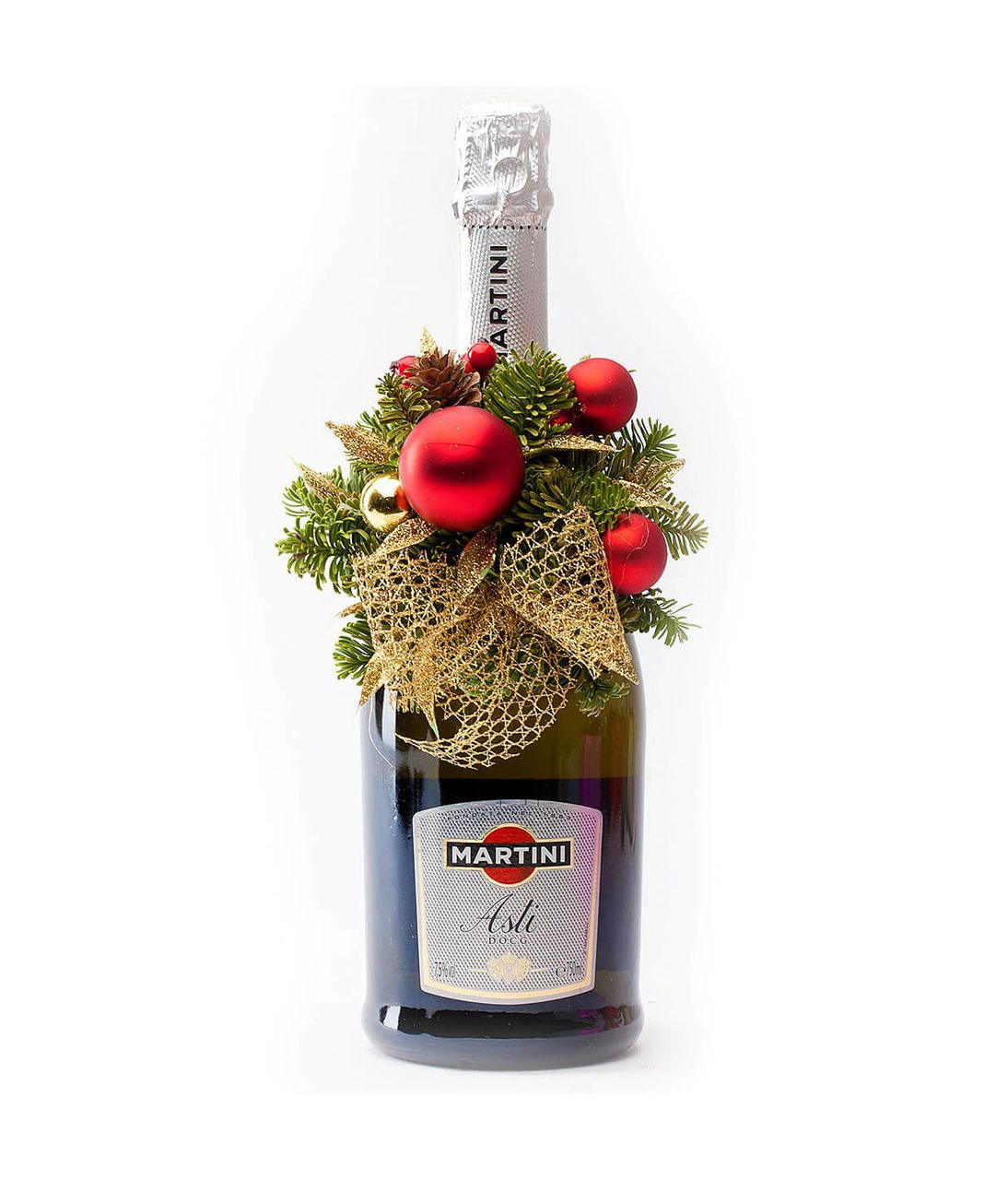 Новогоднее оформление №1. Superflowers.com.ua