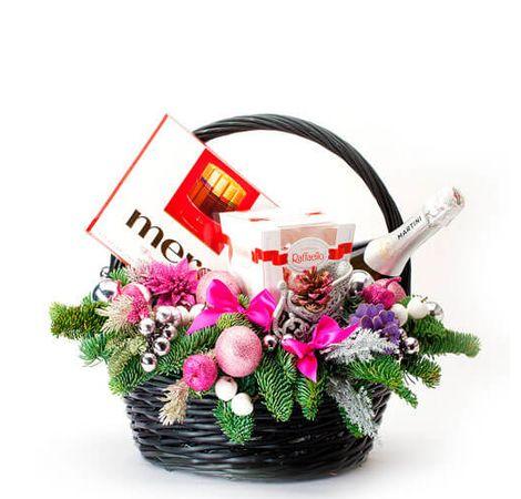 Новогодний подарок №1. Superflowers.com.ua