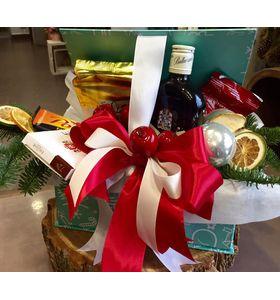 """Новорічний подарунок в коробці """"Stilissimo"""""""