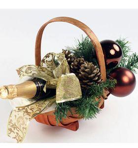 """Новогодняя подарочная корзина """"Мечта"""""""