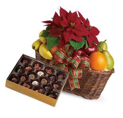 Подарок на Новый Год. Superflowers.com.ua