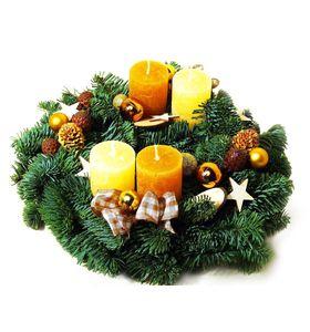 """Різдвяний вінок """"Благодать"""""""