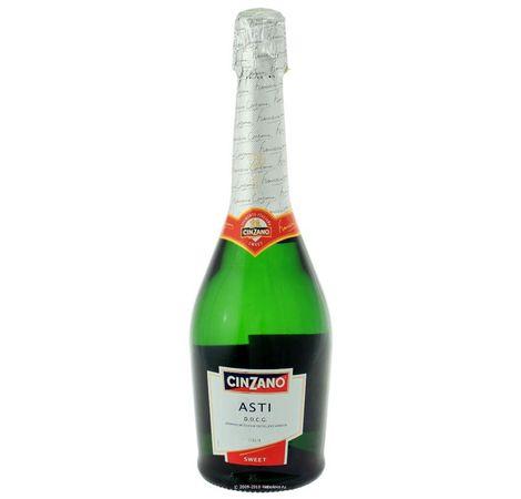 "Игристое вино ""Asti Cinzano"". Superflowers.com.ua"