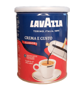 Кофе Lavazza Crema E Gusto Classico
