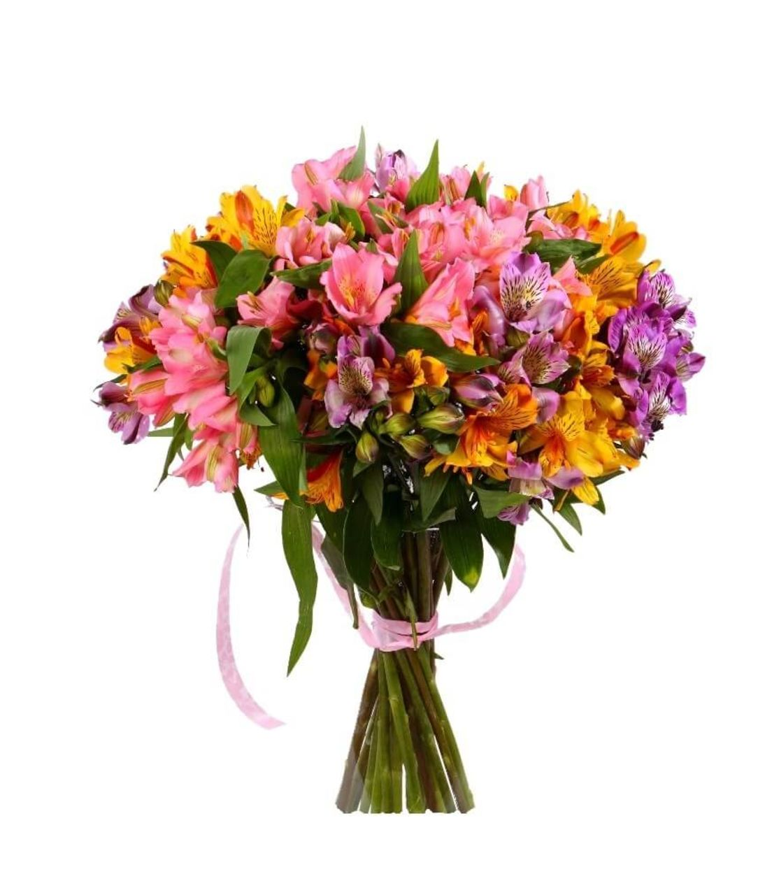 Букет альстромерій. Superflowers.com.ua.