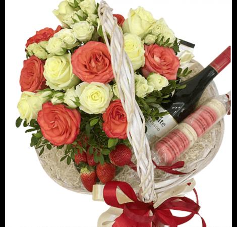 Моей красотке. Superflowers.com.ua