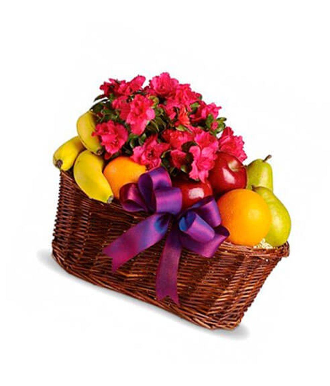 Фруктовий кошик №2. Superflowers.com.ua