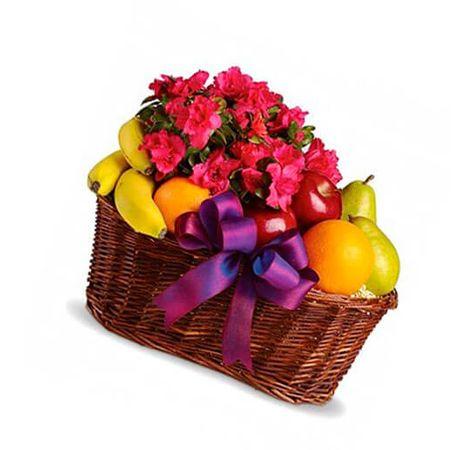 Фруктовая корзина №2. Superflowers.com.ua