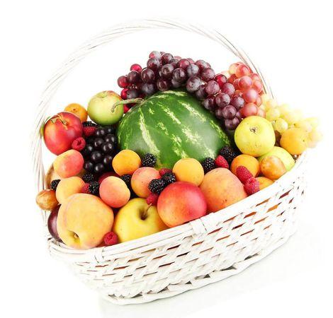 """Кошик з фруктами """"Кавуновий настрій"""""""