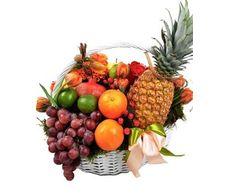 """Корзина с фруктами """"Настроение"""""""