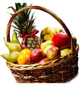 """Корзина с фруктами """"Фруктовое удовольствие"""""""