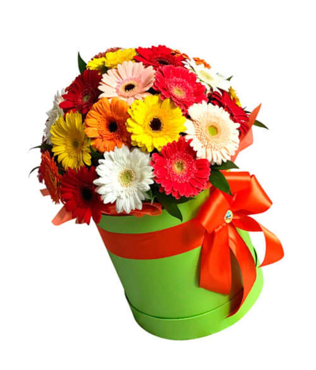 Гербера букет. Superflowers.com.ua