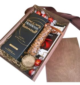"Подарочная коробка ""Hennessy"""