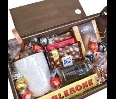 """Подарочная коробка """"Шокомикс"""""""