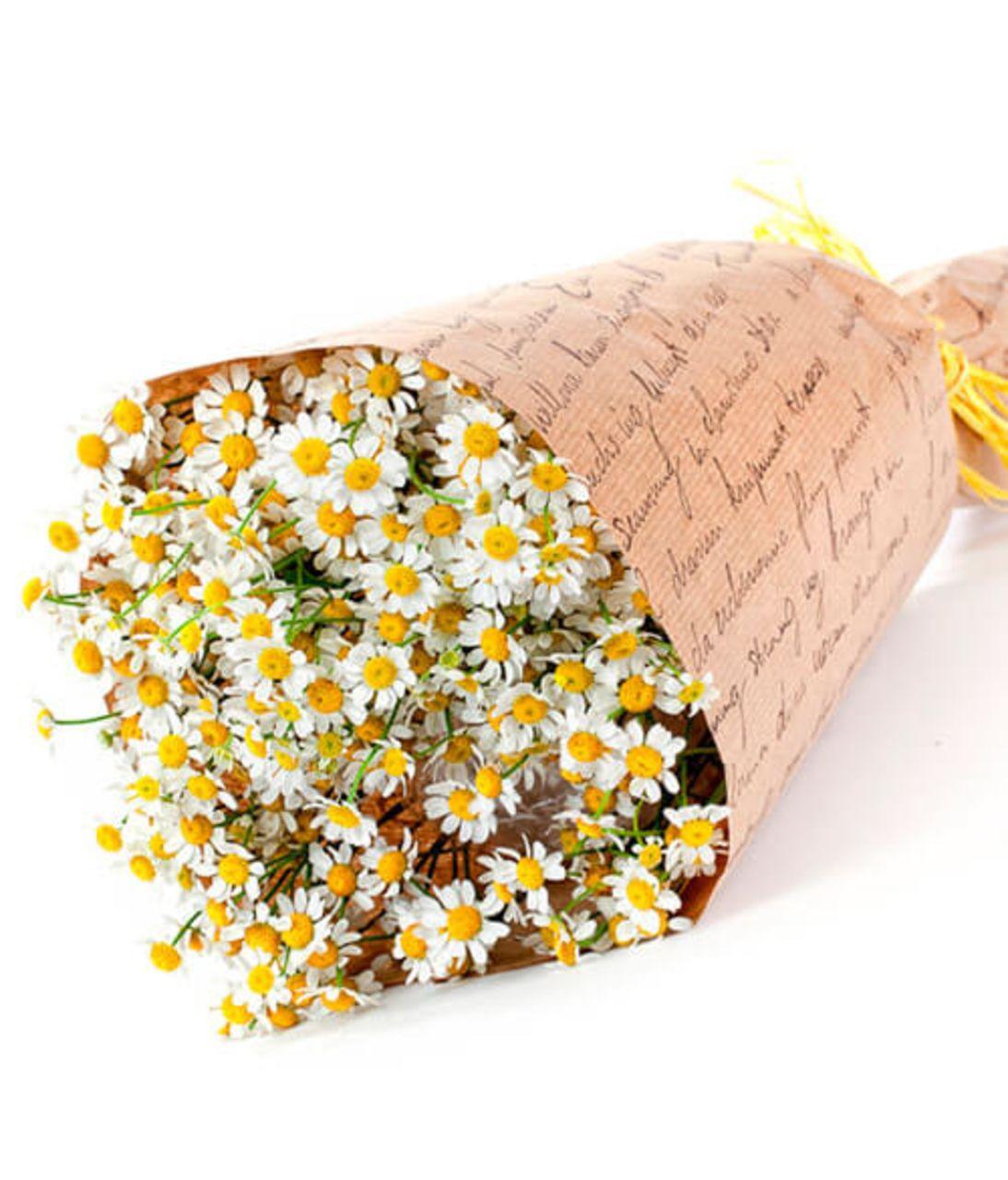 Букет из ромашек. Superflowers.com.ua