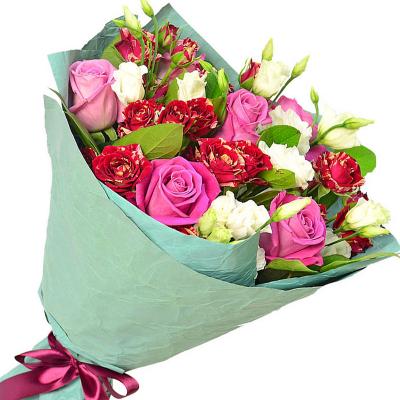 """Сборный букет с розами """"Розалина"""""""