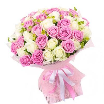 """Букет из 51 розы """"Любимой"""""""