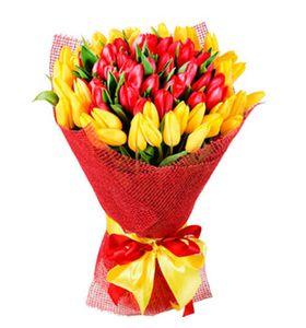 """Букет з тюльпанів """"Марсель"""""""