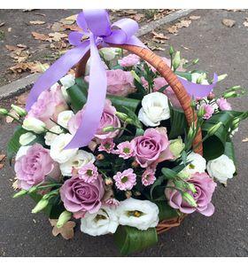 """Корзина с цветами """"Афродита"""""""