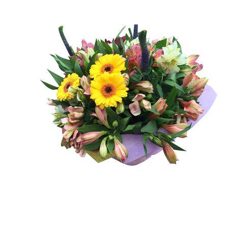 """Квіткова кошик """"Літній диво"""". Superflowers.com.ua"""