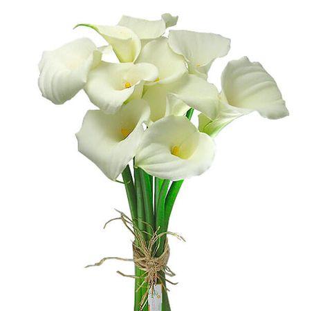 """Букет """"Белые каллы"""". Superflowers.com.ua"""
