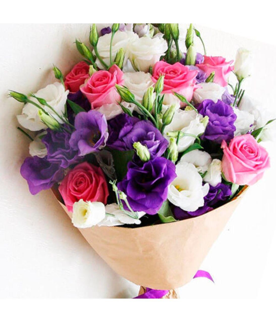 """Букет квітів """"Гавань"""". Superflowers.com.ua"""