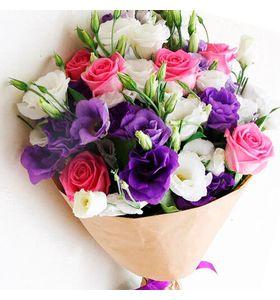 "Букет цветов ""Гавань"""