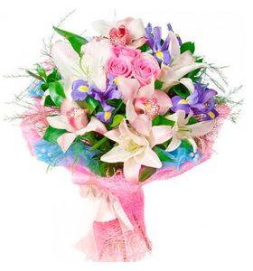 """Букет квітів """"Ліліана"""""""