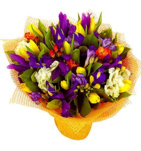 """Букет цветов микс """"Новый день"""""""