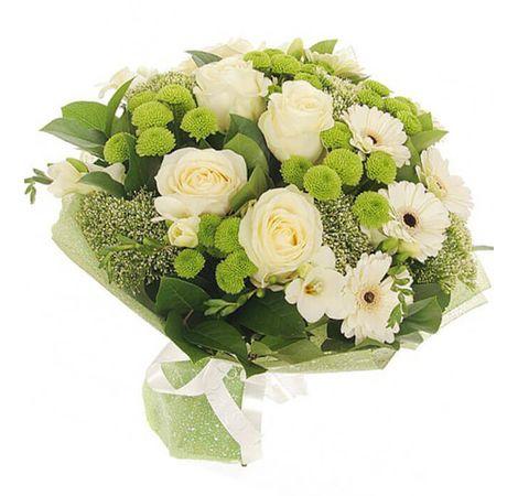 """Сборный букет цветов """"Шарм"""""""