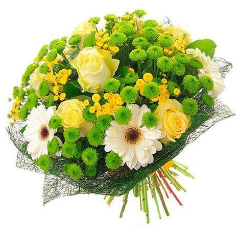 "Букет микс ""Созвездие"". Superflowers.com.ua"