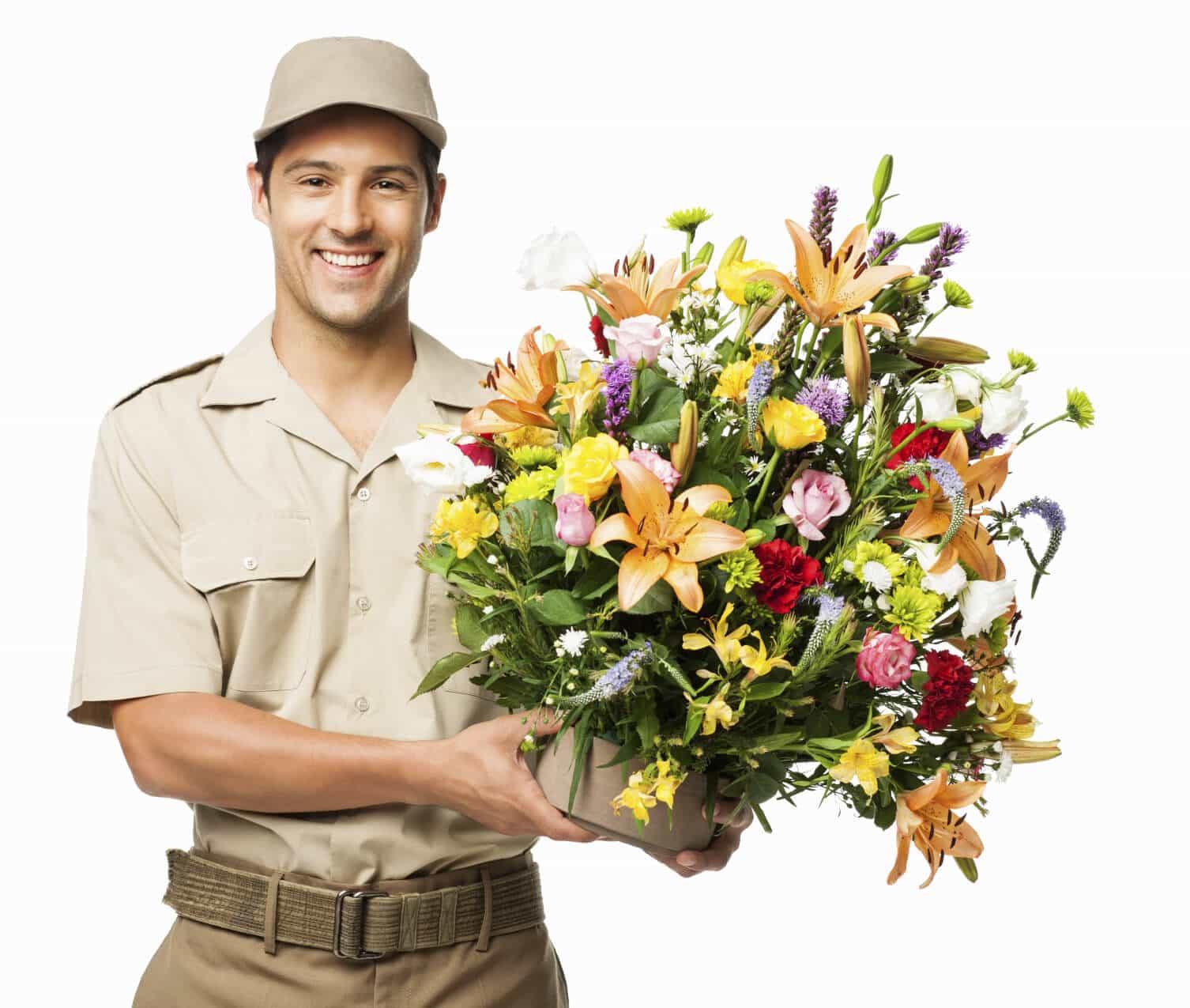 Доставка цветов Украина и мир